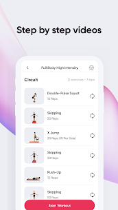 Sweat: Fitness App For Women MOD APK (SUBSCRIBED) Download 7