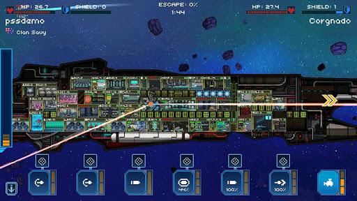 Pixel Starshipsu2122 0.980.1 screenshots 7