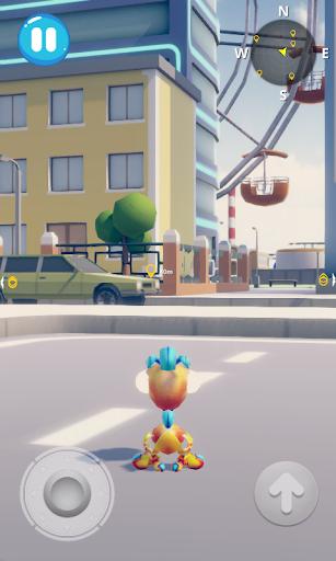 Talking Bird apkpoly screenshots 7