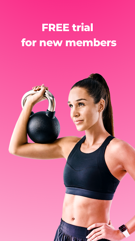 SWEAT: Fitness App For Women  poster 0