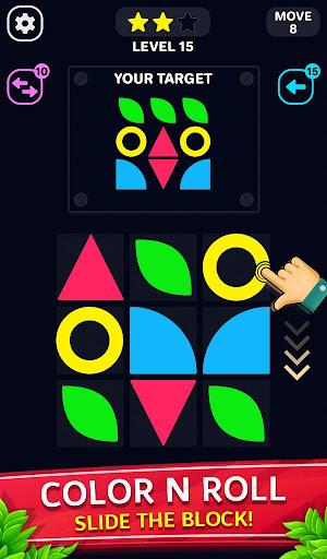 Number Puzzle - Classic Slide Puzzle - Num Riddle  screenshots 4
