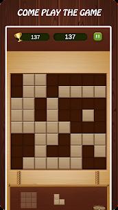 Wood Brick Puzzle – Classic Block Game Apk Download 2021 4