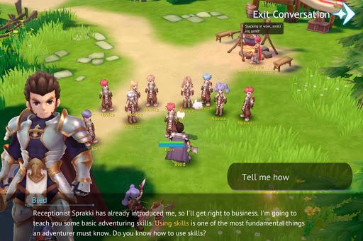Ragnarok Origin: Fantasy Open World Online MMORPG Varies with device screenshots 6