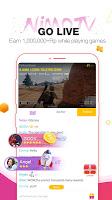 screenshot of Nimo TV for Streamer