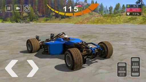 Formula Car Simulator 2020 - Offroad Racing Car  Screenshots 1