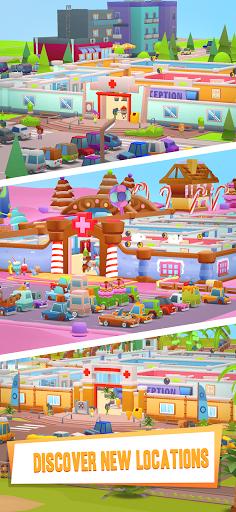 Idle Frenzied Hospital Tycoon  screenshots 4