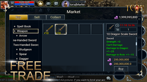 Teon: Sword & Magic apkslow screenshots 12
