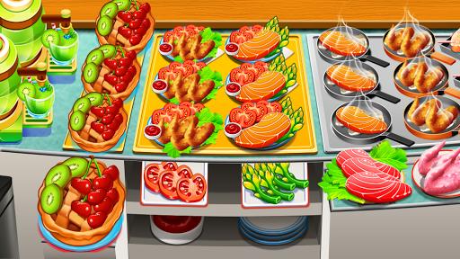 Jeu de cuisine - Restaurant Madness & Fever Joy APK MOD – Pièces Illimitées (Astuce) screenshots hack proof 2