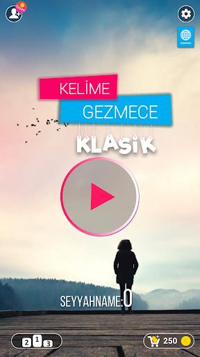 Kelime Gezmece Klasik 2.0.1 screenshots 10