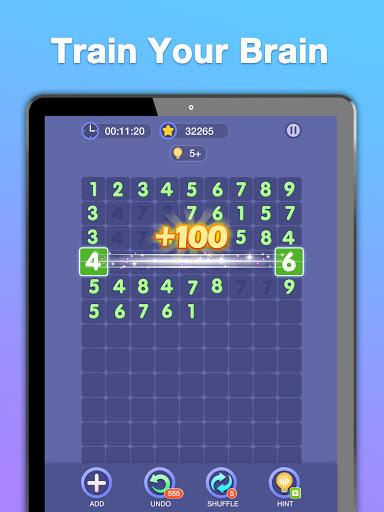 Match Ten - Number Puzzle  screenshots 19