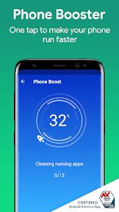 Virus Cleaner – Antivirus, Booster & Phone Clean 4