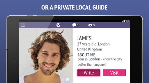 TourBar - Chat, Meet & Travel  Screenshots 7
