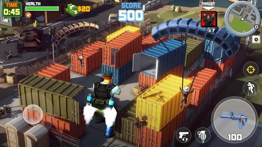Gangster City: OpenWorld Crime Shooting Game- FPS  screenshots 2