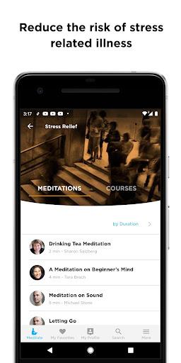 The Mindfulness App: relax, calm, focus and sleep screenshots 7