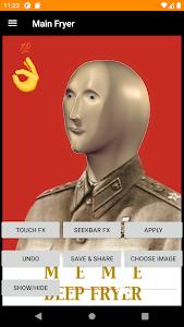 Meme Deep Fryer - Meme Maker 0.91