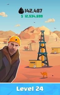 Idle Oil Tycoon: Gas Factory Simulator 5