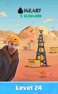 Idle Oil Tycoon: Gas Factory Simulator Screenshot