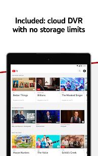 YouTube TV: Live TV & more screenshots 14