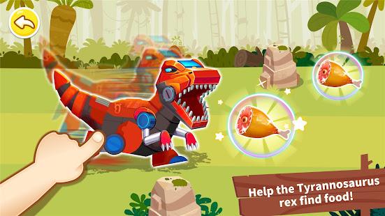 Little Panda: Dinosaur Care