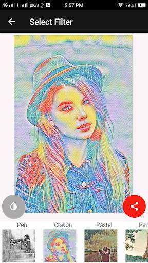 Sketch Photo  Maker android2mod screenshots 3
