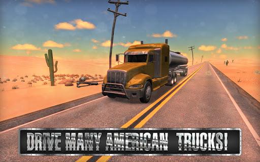 Code Triche Truck Simulator USA (Astuce) APK MOD screenshots 5