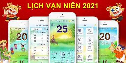 Lich Van Nien 2021  screenshots 1