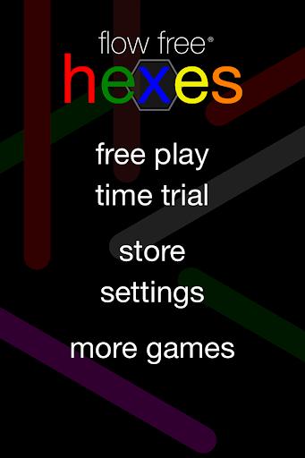 Flow Free: Hexes 2.7 screenshots 7