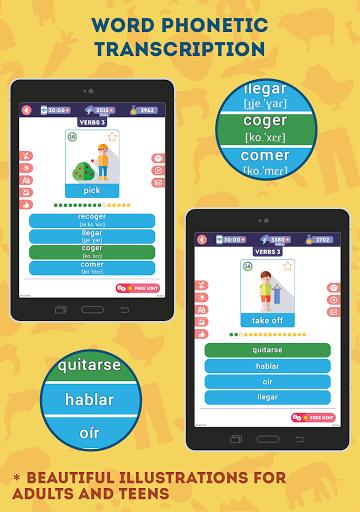 Spanish for Beginners: LinDuo HD  screenshots 12