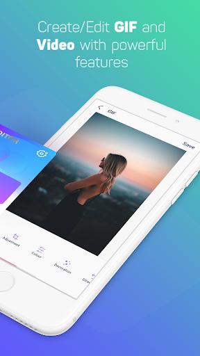 GIF Maker, GIF Editor,  Video ke GIF