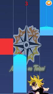 Piano Game for Nanatsu no Taizai 2.0 Screenshots 2