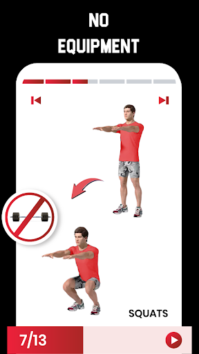 Foto do Weight Lose for Men: Workout Anytime, Anywhere