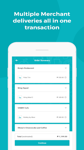 Groover Delivery 2.5.13 screenshots 3