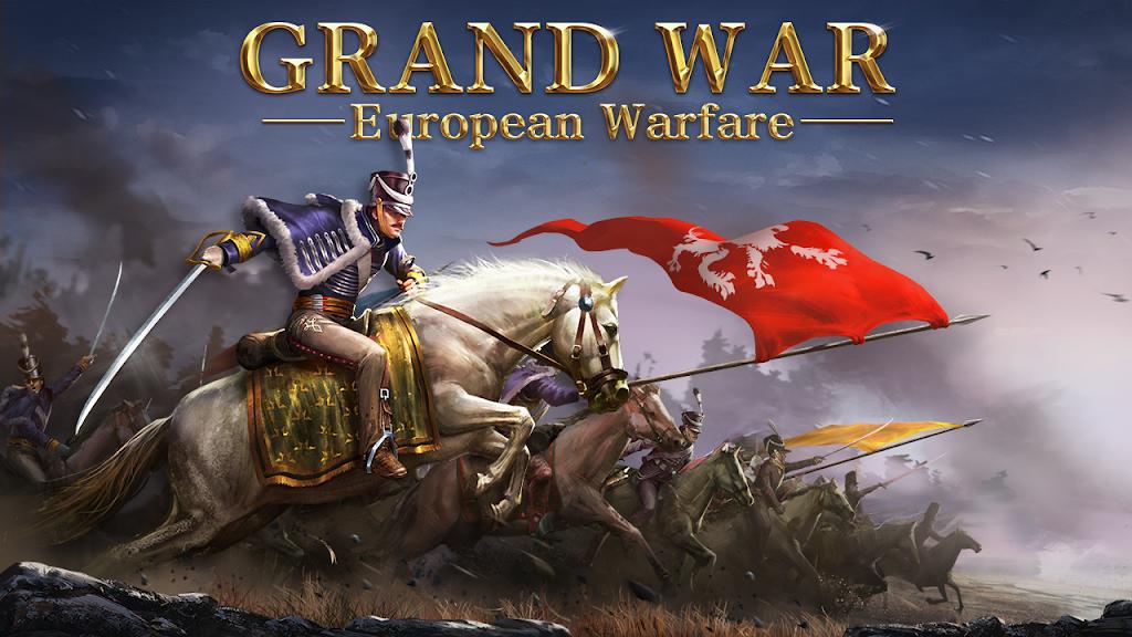 Grand War: Napoleon, Warpath & Strategy Games  poster 0