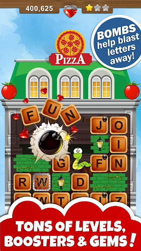 Word Wow Big City - Word game fun apkmr screenshots 3