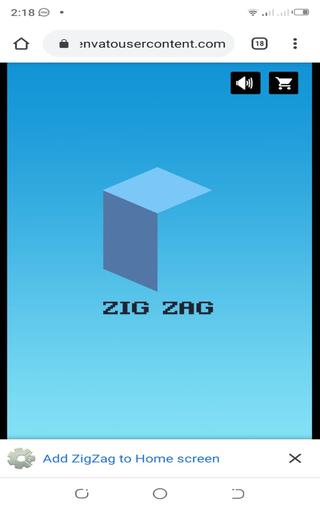 Zig Zag 20 screenshots 2