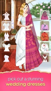 Dream wedding – Makeup & dress up MOD (Rewards) 3