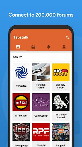 Tapatalk - 200,000+ Forums 8.8.14 Screenshots 2