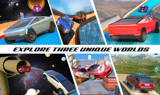 Ramp Car Stunts Racing - Extreme Car Stunt Games screenshots 1