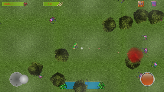 Zombie top down shooter Hack Cheats (iOS & Android) 5