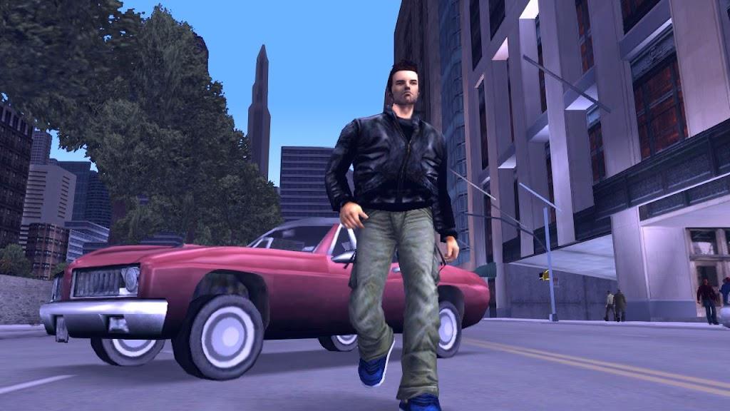 Grand Theft Auto III poster 5