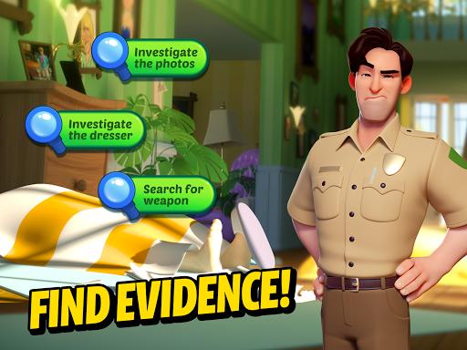 Small Town Murders: Match 3 Crime Mystery Stories screenshots 10