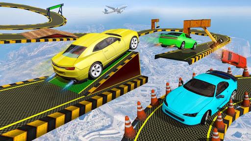 Crazy Car Stunt Driving Games - New Car Games 2021 1.7 screenshots 2