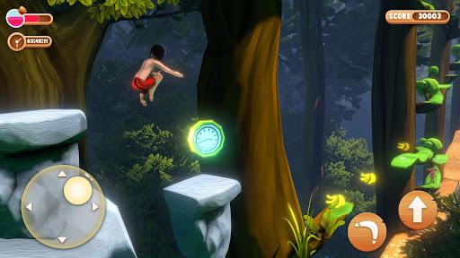 Kids Jungle Adventure : Free Running Games 2019 apkpoly screenshots 4