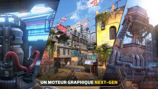 Code Triche Modern Combat Versus: New Online Multiplayer FPS (Astuce) APK MOD screenshots 4