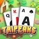 Solitaire Tripeaks: Farm Life|ソリティア・無料カードゲーム・農場生活