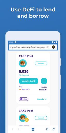 Trust: Crypto & Bitcoin Wallet apktram screenshots 6