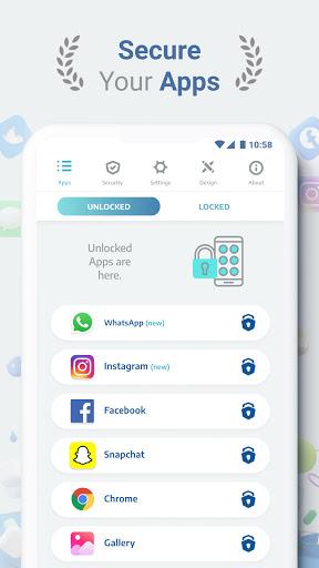 AppLock Pro - App Lock & Privacy Guard for Apps  Screenshots 1