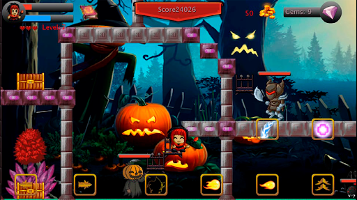 escape of the witch screenshot 1