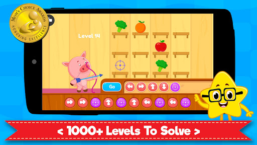 Coding Games For Kids - Learn To Code With Play  screenshots 3