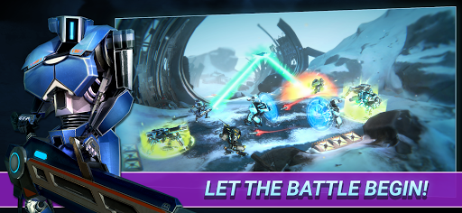 Mech Tactics: Fusion Guards 1.1.3 screenshots 18